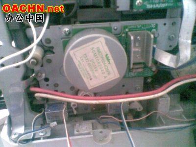 夏普复印机2718报代码L4 01已解决 经验贴 中国打印机论坛